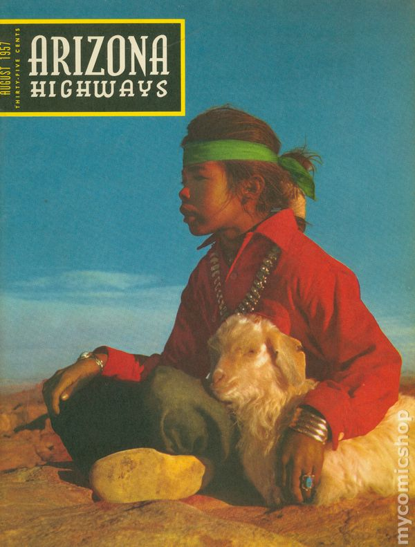 Arizona Highways Comic Books 1956 1969