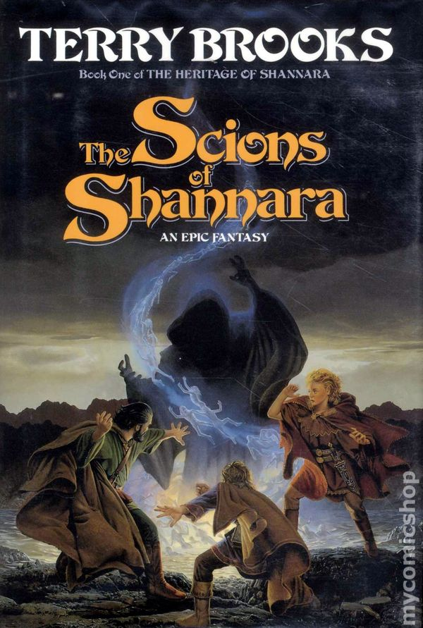 a review of one of shannara books 'the shannara chronicles,' mtv's leap the series begins with brooks' second book, the elfstones of shannara, reportedly (there's only one.