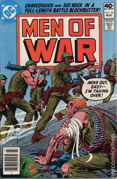 Men of War #26