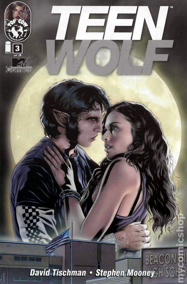 Get Laid Tonight >> Teen Wolf Bite Me (2011 Image) comic books
