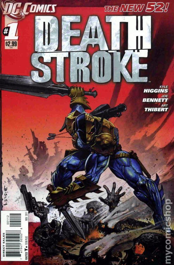 Deathstroke #1   NEW!!!