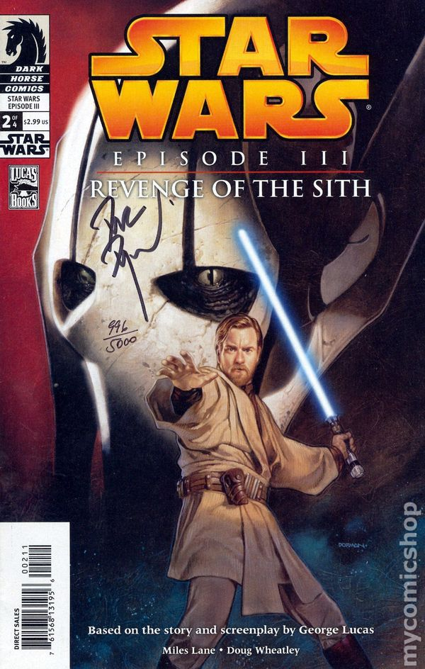 PDF Star Wars Episode III: Revenge of the Sith: Official ...