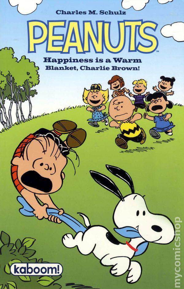 f864bd43f9 Peanuts Happiness is a Warm Blanket
