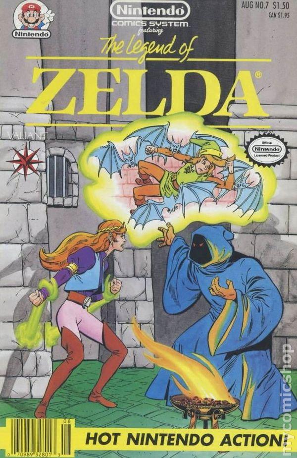 Nintendo Comics System...
