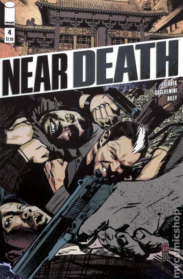 Near Death 2011 Comic Books