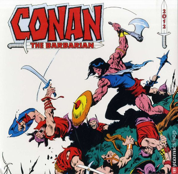 C And C >> Comic books in 'Collectible Calendar'