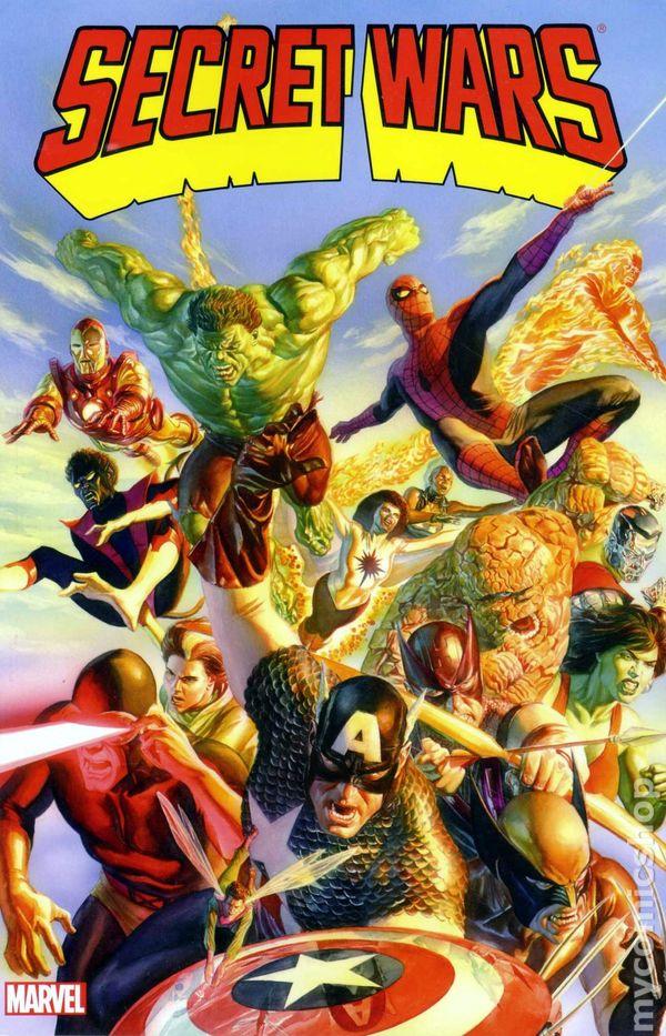 Secret Wars TPB (2011 Marvel) 3rd Edition comic books