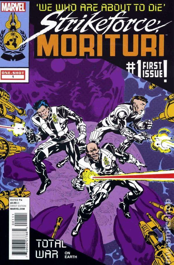 Strikeforce Morituri TPB We Who About to Die 2-1ST NM 2012 Stock Image