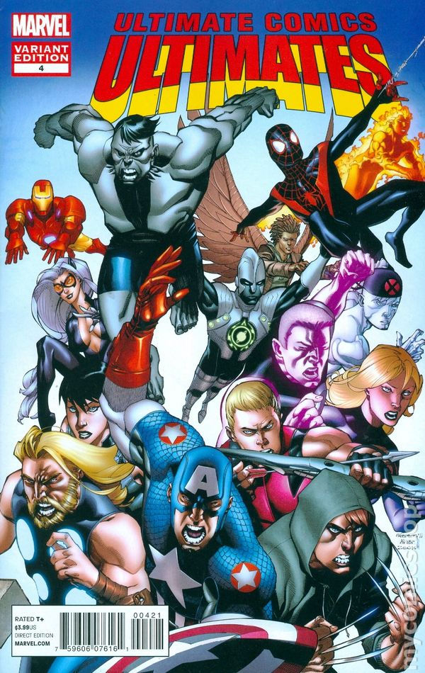 marvel comics ultimate