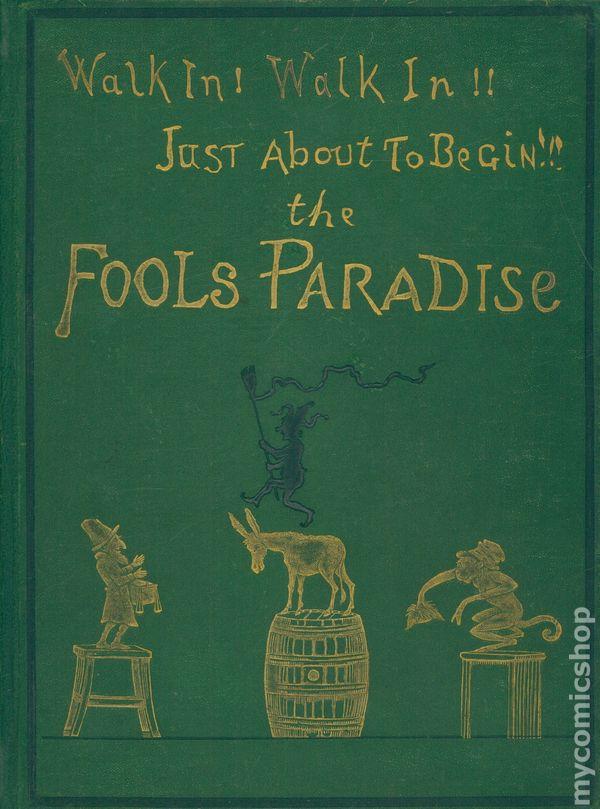 Comic Books In Victorian Age
