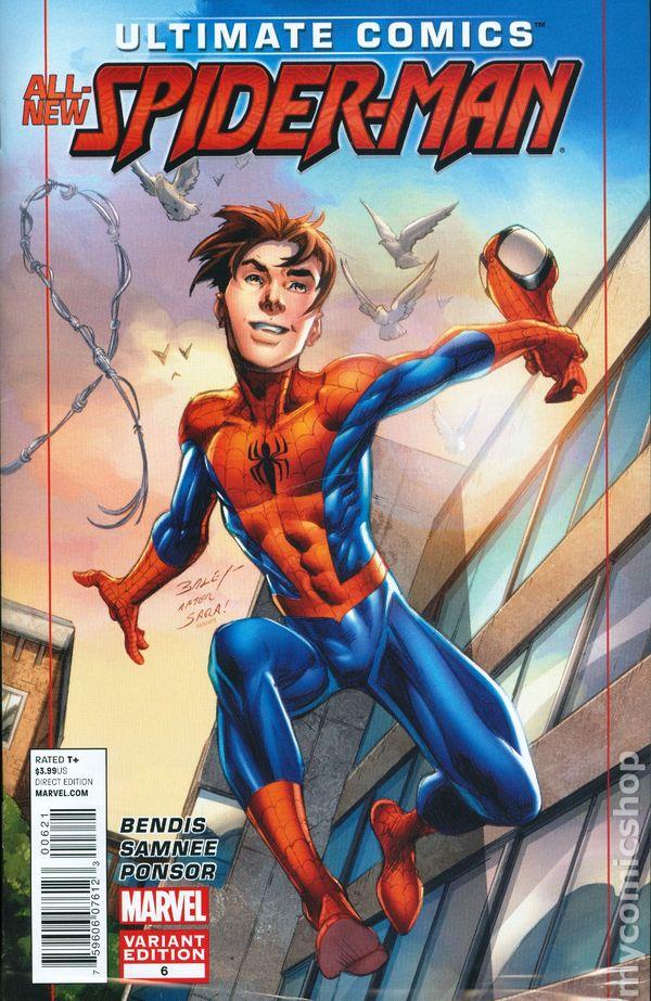 Ultimate Comics Spider-Man (2011 3rd Series) comic books