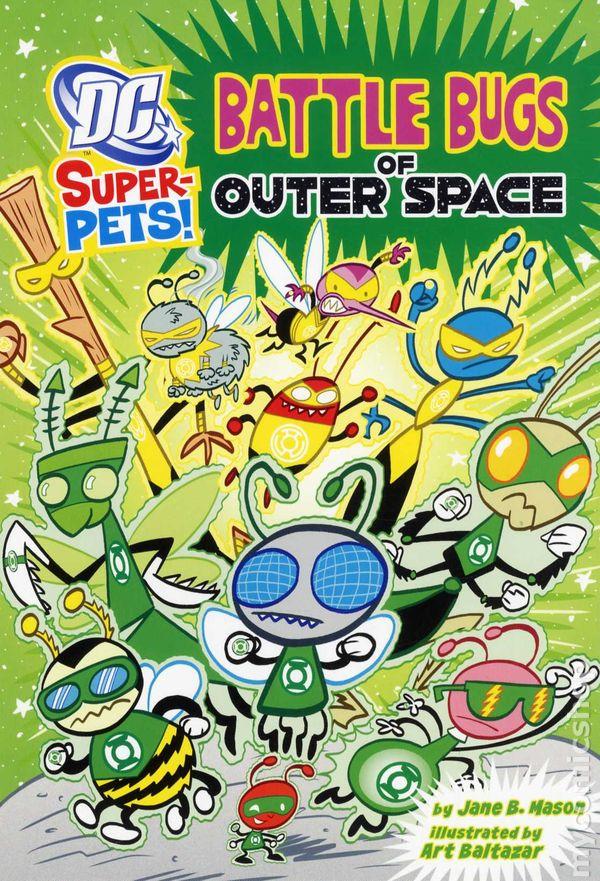 Comic books in 'DC Super-Pets'