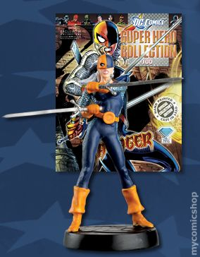 DC Comics Super Hero Collection Issue #110 GRIFTER ~ Eaglemoss Megazine Figurine