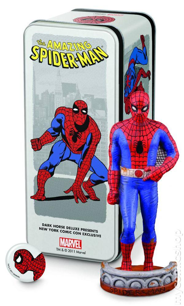 Half Spider Half Man Classic Marvel Charact...