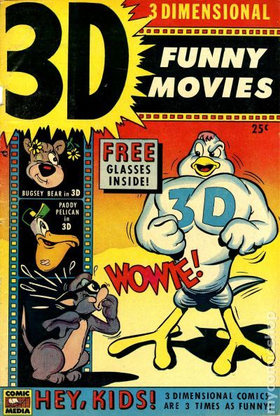 1953 in comics