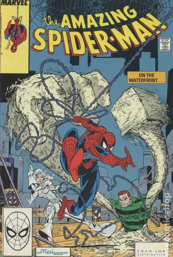 Marvel Comics Amazing SPIDER-MAN #343 NM 9.4