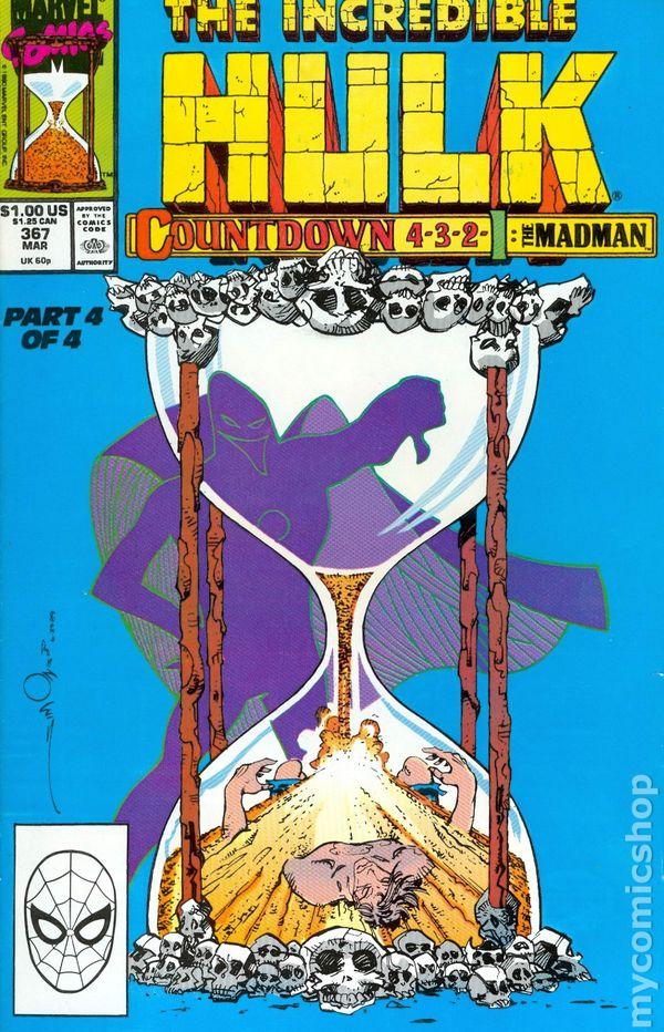 Incredible Hulk #364 Countdown Peter David Dale Keown Comic Marvel Comics F+