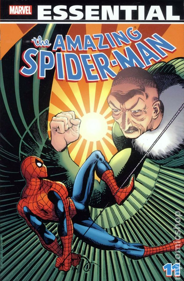 Essential Amazing Spider Man Tpb 1996 2012 Marvel 1st