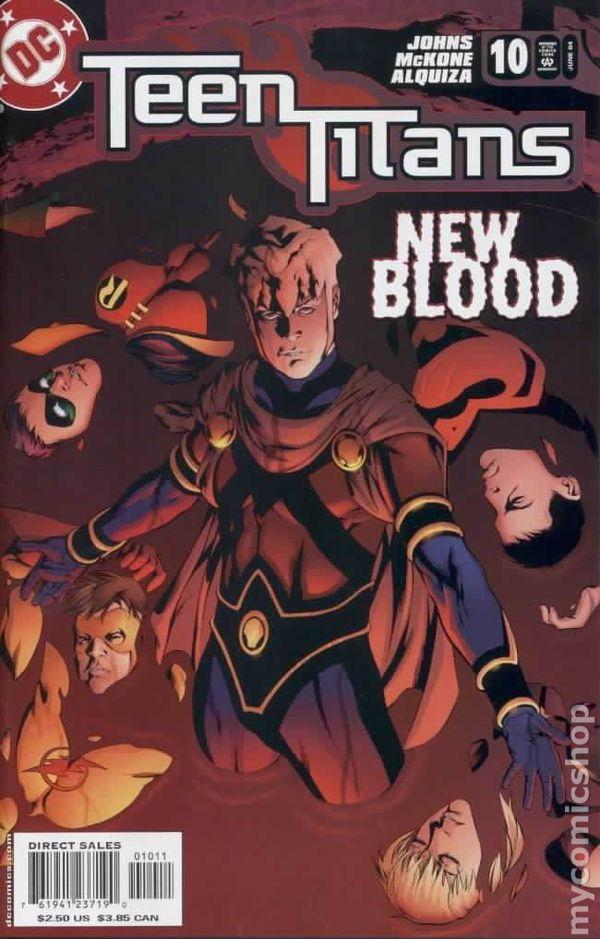 Teen Titans 2003-2011 3Rd Series Comic Books-2820