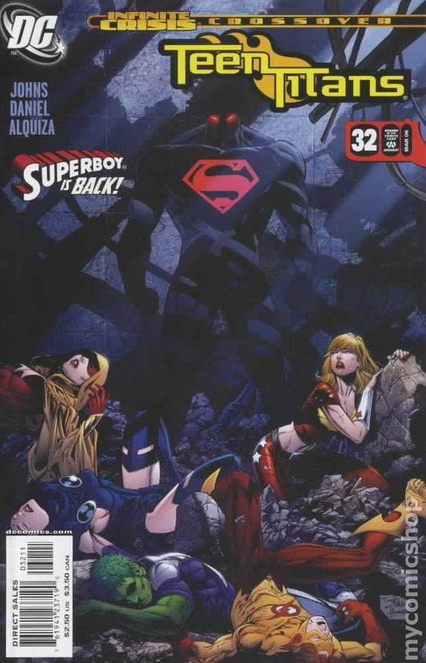 Teen Titans 2003-2011 3Rd Series Comic Books-9109