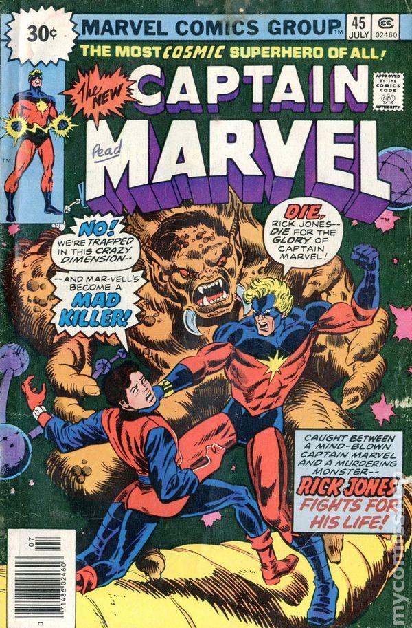 captain marvel 30