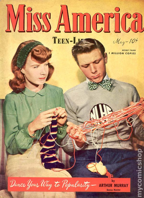 Miss America Magazine Vol 4 1946 Comic Books