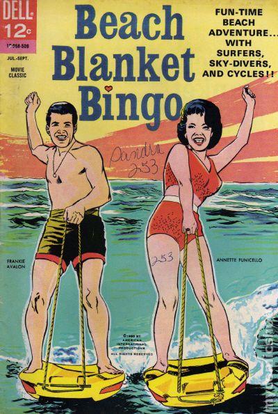 70038d0fdfab Beach Blanket Bingo (1965 Movie Classics) comic books