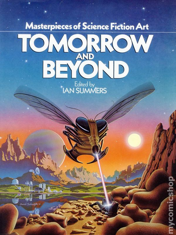 Tomorrow And Beyond Hc 1978 Workman Masterpieces Of Science