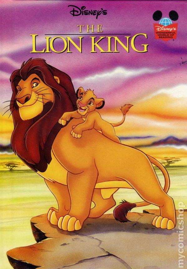 an evaluation of the novel the lion king The lion king production information ironically, he and finch finally met and worked together on the author's latest book, hyperion's the art of the lion king.