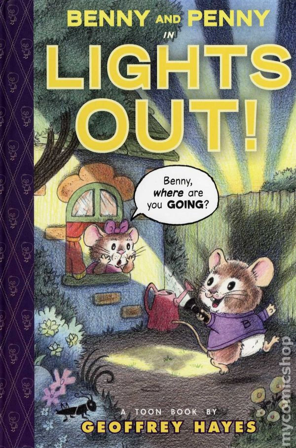 Benny And Penny In Lights Out Hc 2012 Comic Books