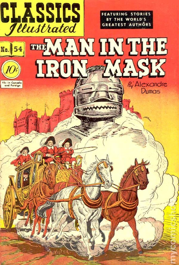 The Man in the Iron Mask Quiz