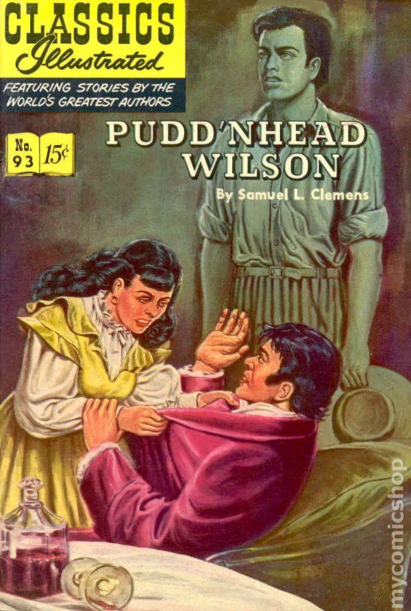 puddin head wilson Pudd'nhead wilson: pudd'nhead wilson, fictional character, the protagonist of mark twain's satiric novel pudd'nhead wilson.