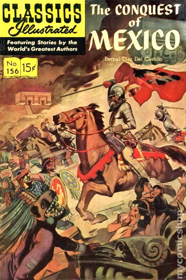 the conquest of mexico Teaching resources: primary source lesson two worlds meet  – the spanish conquest of mexico grade level: 9-12 subject: history.
