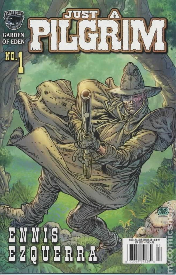 Just a Pilgrim Garden of Eden (2002) comic books