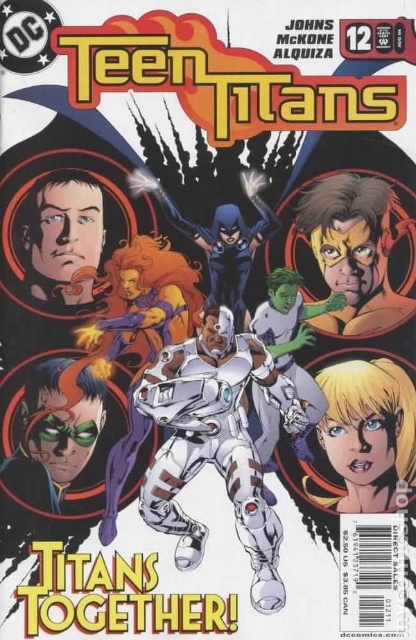 Teen Titans 2003-2011 3Rd Series Comic Books-9048