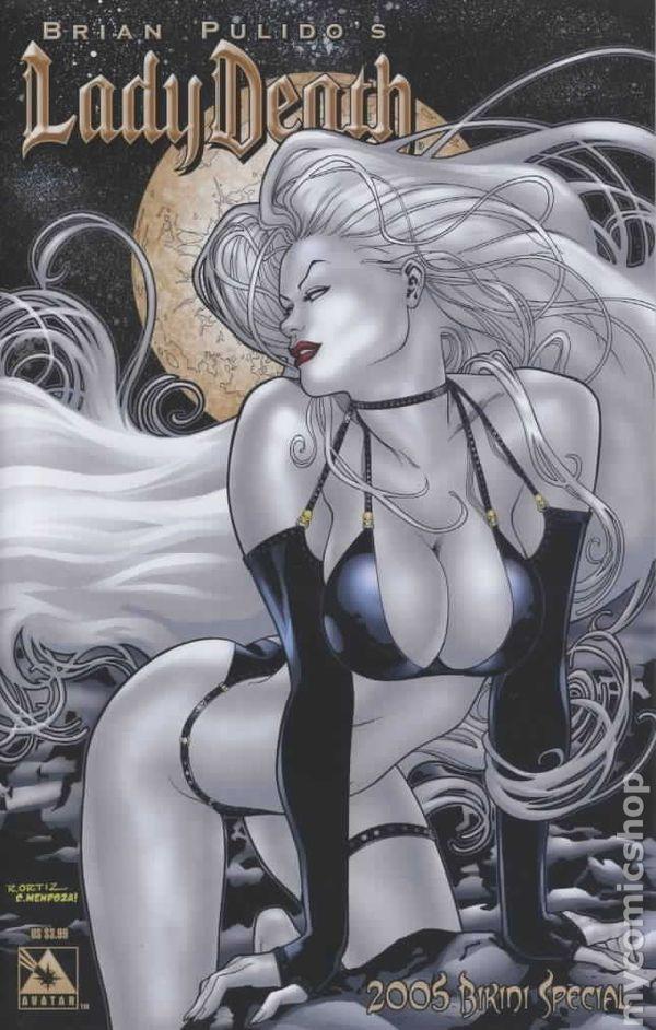 Lady Death Bikini Special 2005 Comic Books-4424