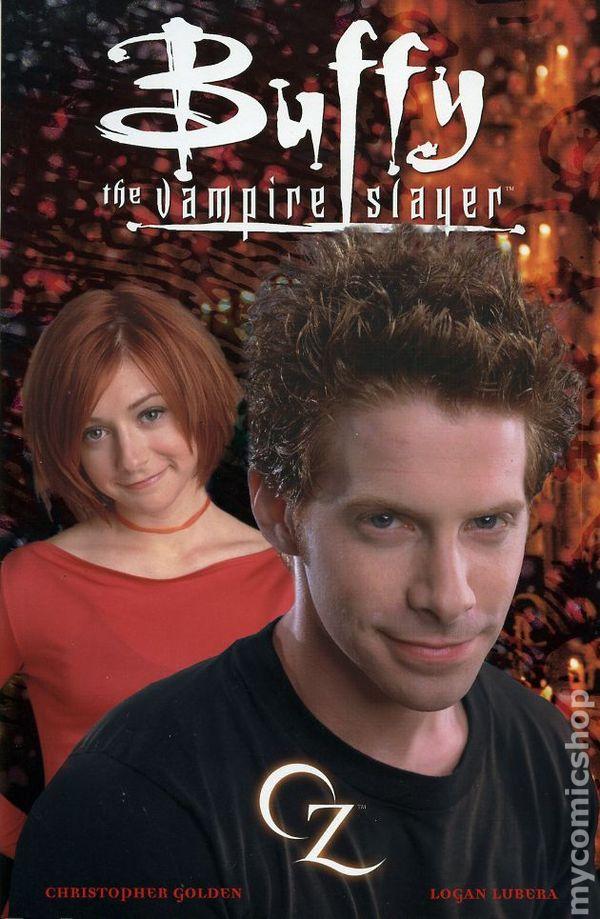 Comic Books In Buffy The Vampire Slayer Tpb