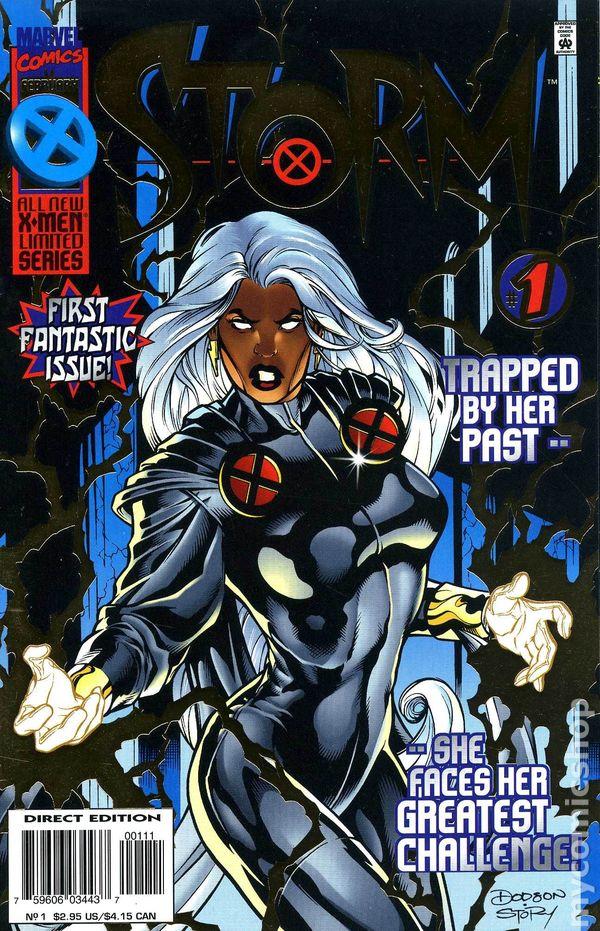 Storm 1996 1st Series Comic Books