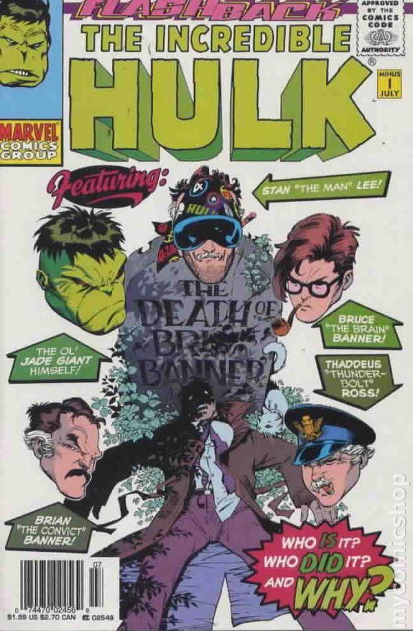 Incredible hulk 1962 1999 1st series comic books incredible hulk 1962 1999 1st series 1a fandeluxe Choice Image