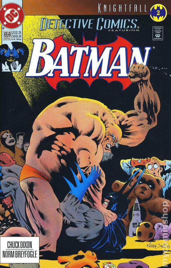 Batman Arkham Asylum Comic Book Pdf