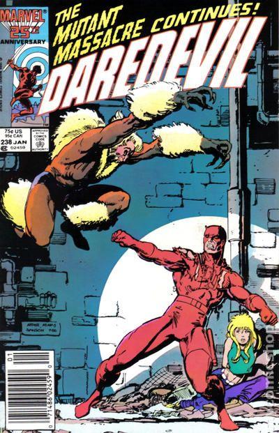 comic books in mutant massacre