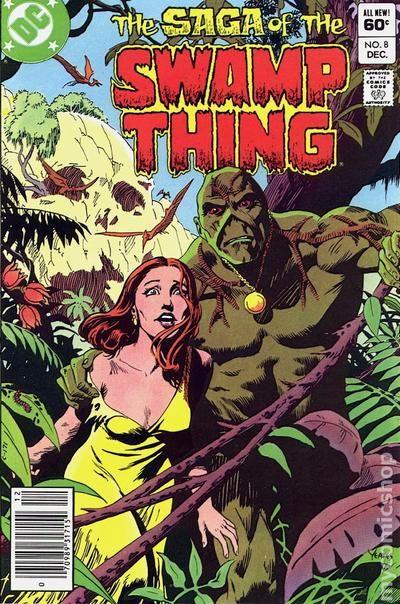 The Saga of Swamp Thing Comic Book #11 DC Comics 1983 VFN//NEAR MINT NEW UNUSED