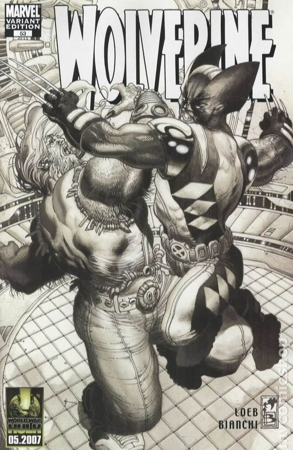 e69e2d6bae0 Wolverine comic books issue 53