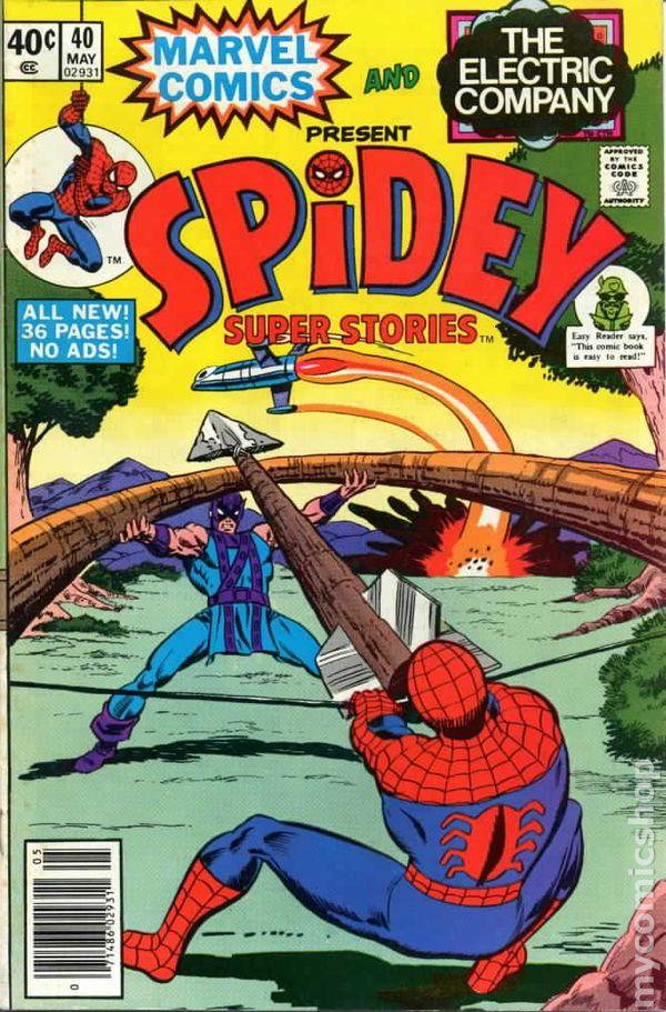 Spidey Super Stories 1974 40