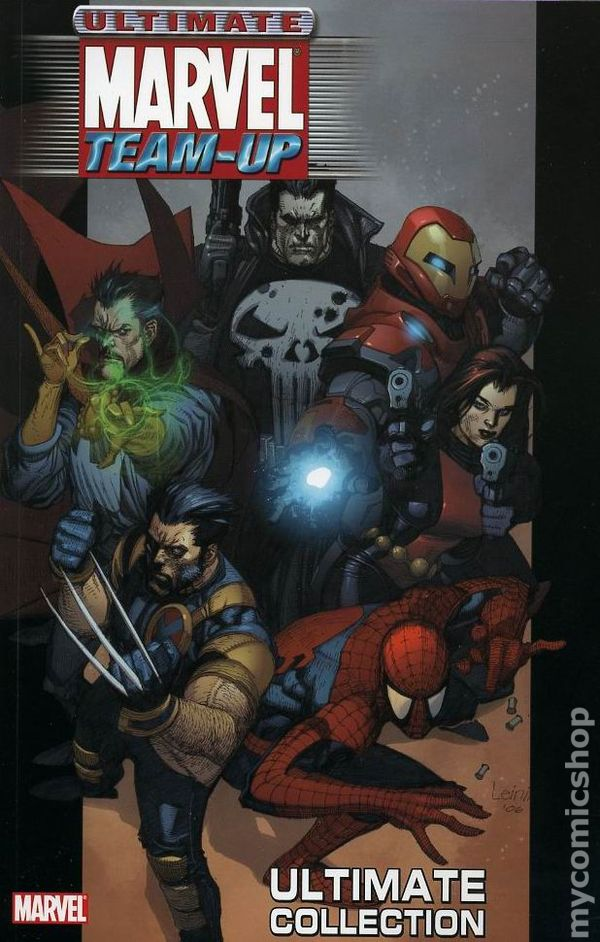 Marvel Comics MODERN AGE Ultimate Marvel Team-up NM Vol 1 #   5 Near Mint