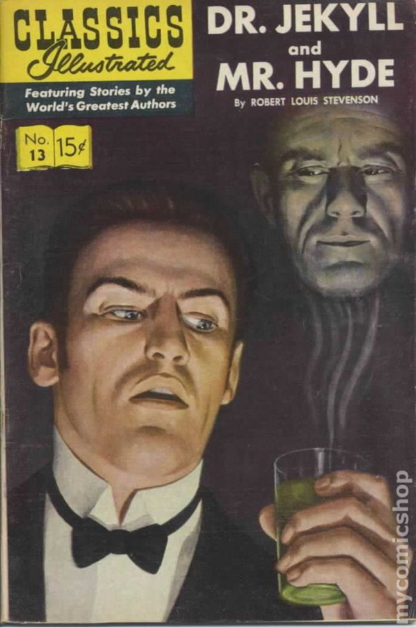 dr jekyll and mr hyde book Few books have been adapted so many times, and in so many different ways, as robert louis stevenson's strange case of dr jekyll and mr hyde first published.