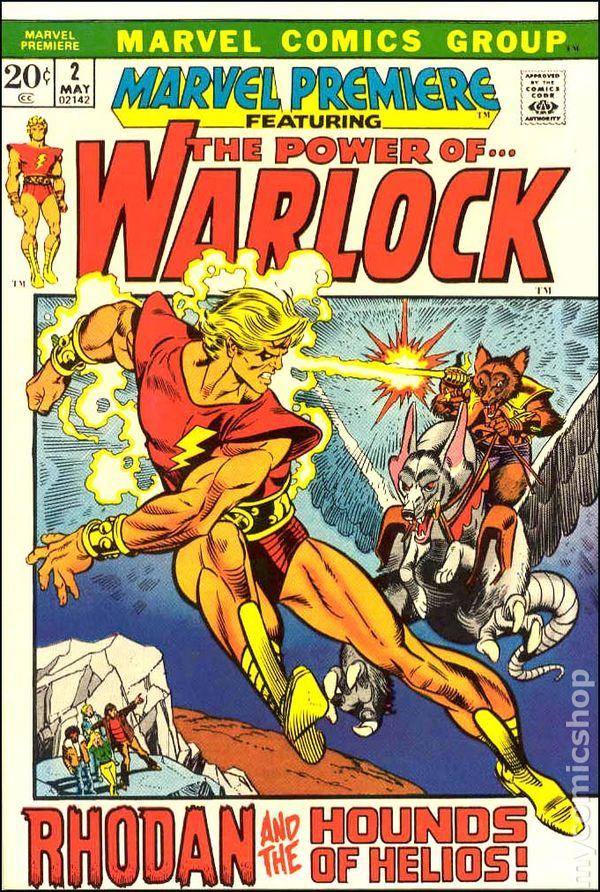 Marvel Premiere 1972 Comic Books