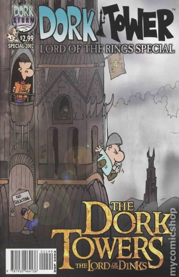 Dork Tower The Lord Of The Rings Special 2003 Comic Books