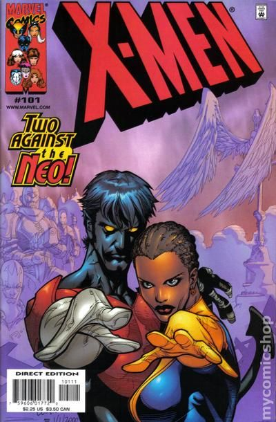 X-Men 1991 series # 106 near mint comic book