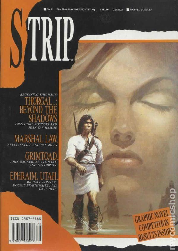 Speakeasy fanzine #106 VG 3.5 1990 Stock Image Low Grade